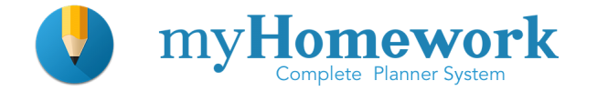 myHomework Complete Planner System